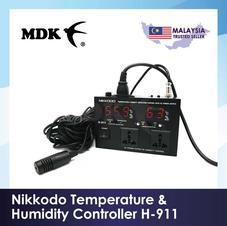 NIKKODO Temperature & Humidity Controller H911