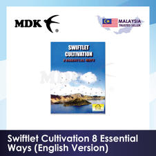 Swiftlet Cultivation 8 Essential Ways (English)