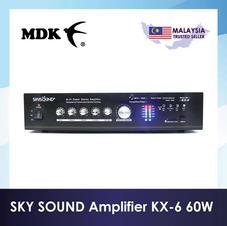 SKY SOUND Amplifier KX-6
