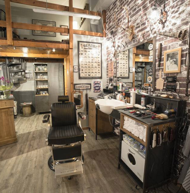 Strop Barbershop