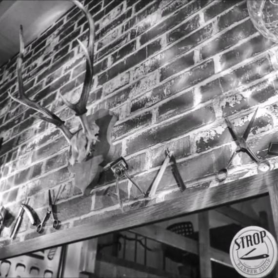 Strop Barber Shop, Sarzana (SP) - M&M St