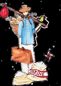 animation spectacle mathieu colporteur boulanger