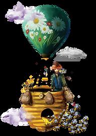 animation contée autour des abeilles, du miel, duvoyage et des épices. Pour les écoles maternelle ou élémentaires. l'apcolporteur vient chez vous