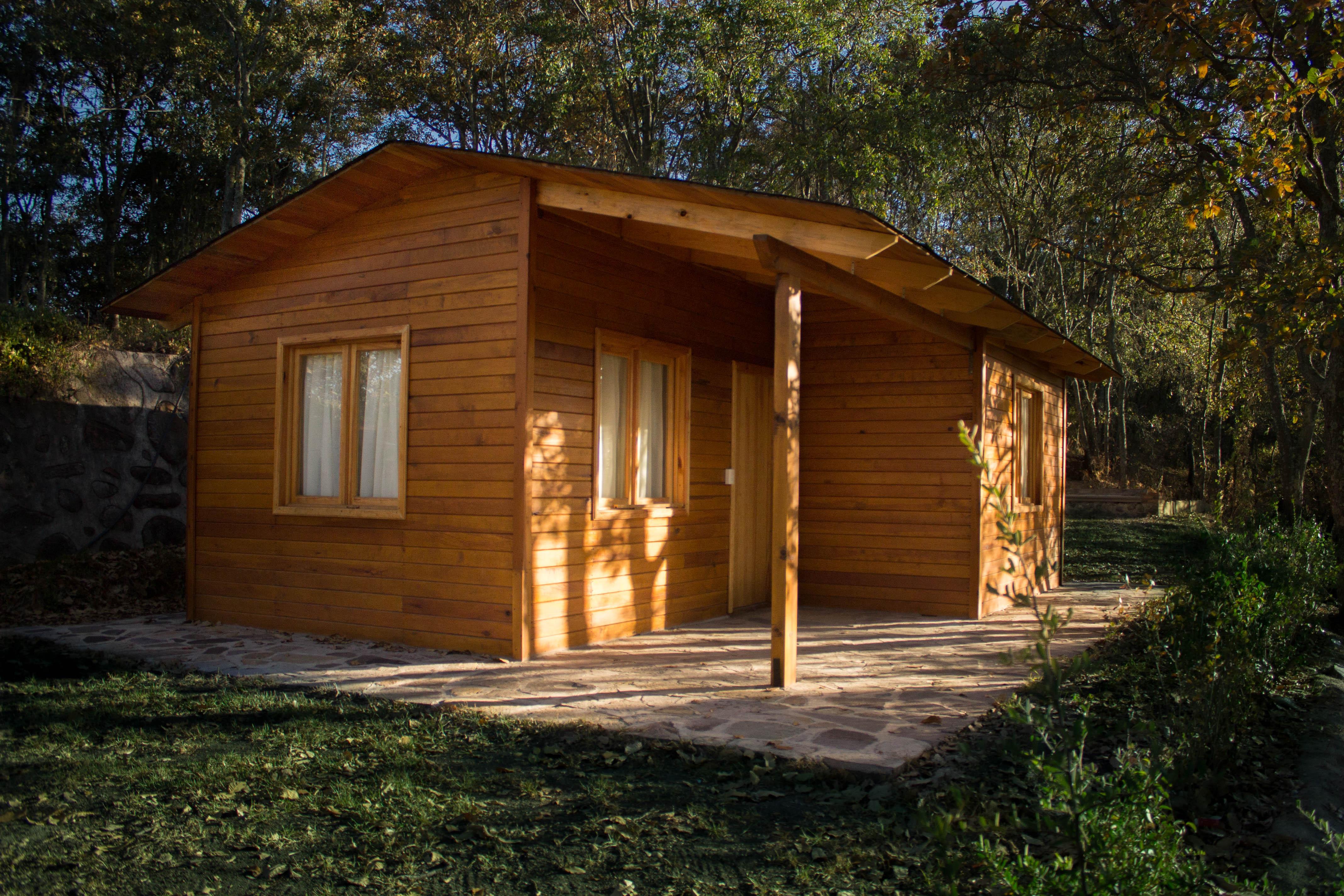 Cabaña No. 4