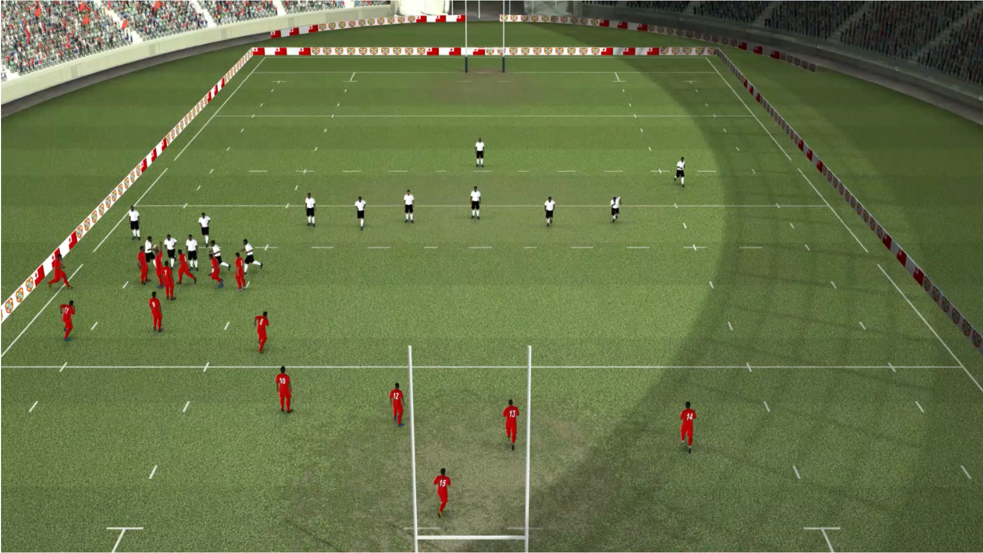 Virtual Cam - Sport Video Analysis