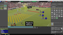 Tactic - Sport Video Analysis