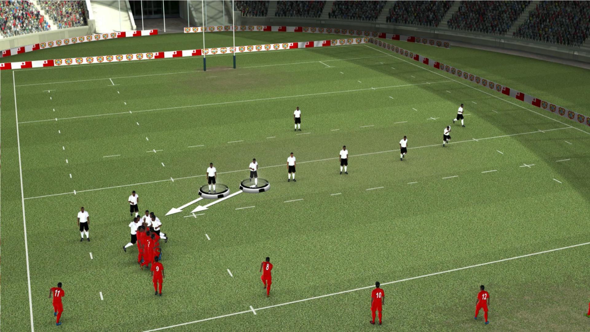 Virtual Cam - Sport Video Analysis