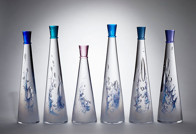 Louis Thompson Glass Bottles DNA Sequenc