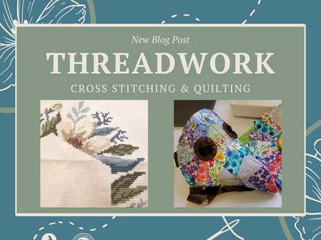 Artist's Showcase Pt 3: Threadwork