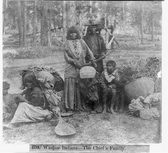 Washeshu (Washoe) Tribe