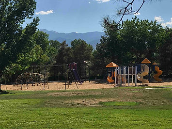 Virginia Foothills Park playground