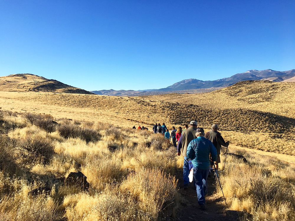 Truckee Meadows Trails Challenge at Huffaker Hills