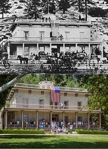 History of Bowers Mansion