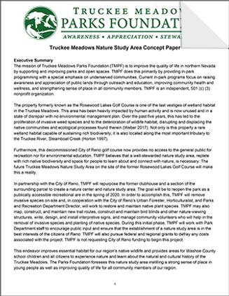 TMNSA Concept Paper