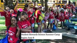 Science Summer Camp returns June 8, 2020