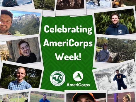 Celebrating AmeriCorps Week!