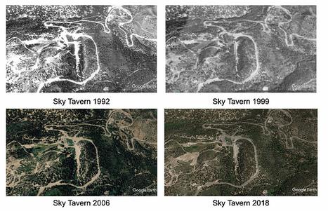 Sky Tavern Through Time
