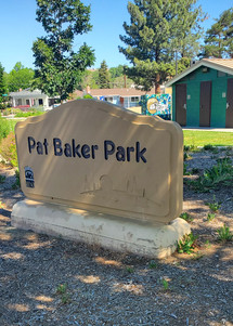 Pat Baker and the Park's Conception