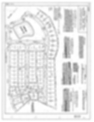 Lake Park Plot Map