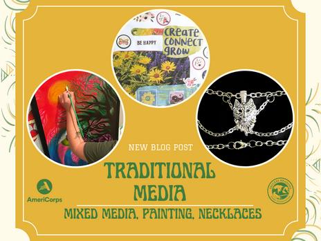 Artist's Showcase Pt 2: Traditional Media