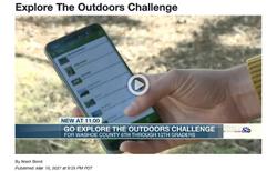Explore The Outdoors Challenge