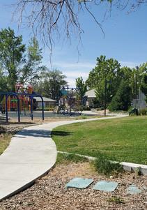 The Park is Built