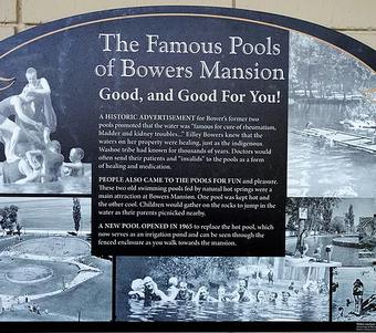 Bowers' Pool