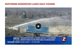 Restoring Rosewood Lakes Golf Course