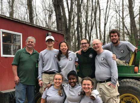 """Feeling the """"Community"""" in Community Service: My Experiences with AmeriCorps"""