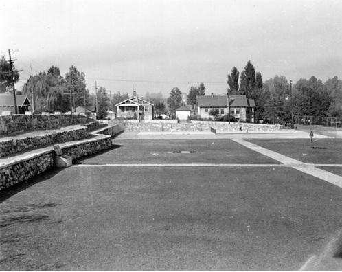 1.  Stewart Park Historical Photo