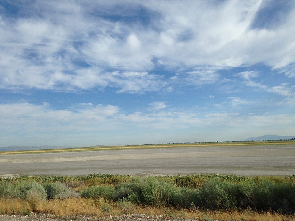 Antelope Island & the Great Salt Lake