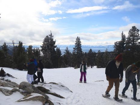 Snowy Adventures Around Tahoe Meadows