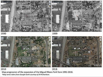 Miguel Ribera Park Through the Years