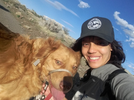 Dog Tails and Tips for Trails