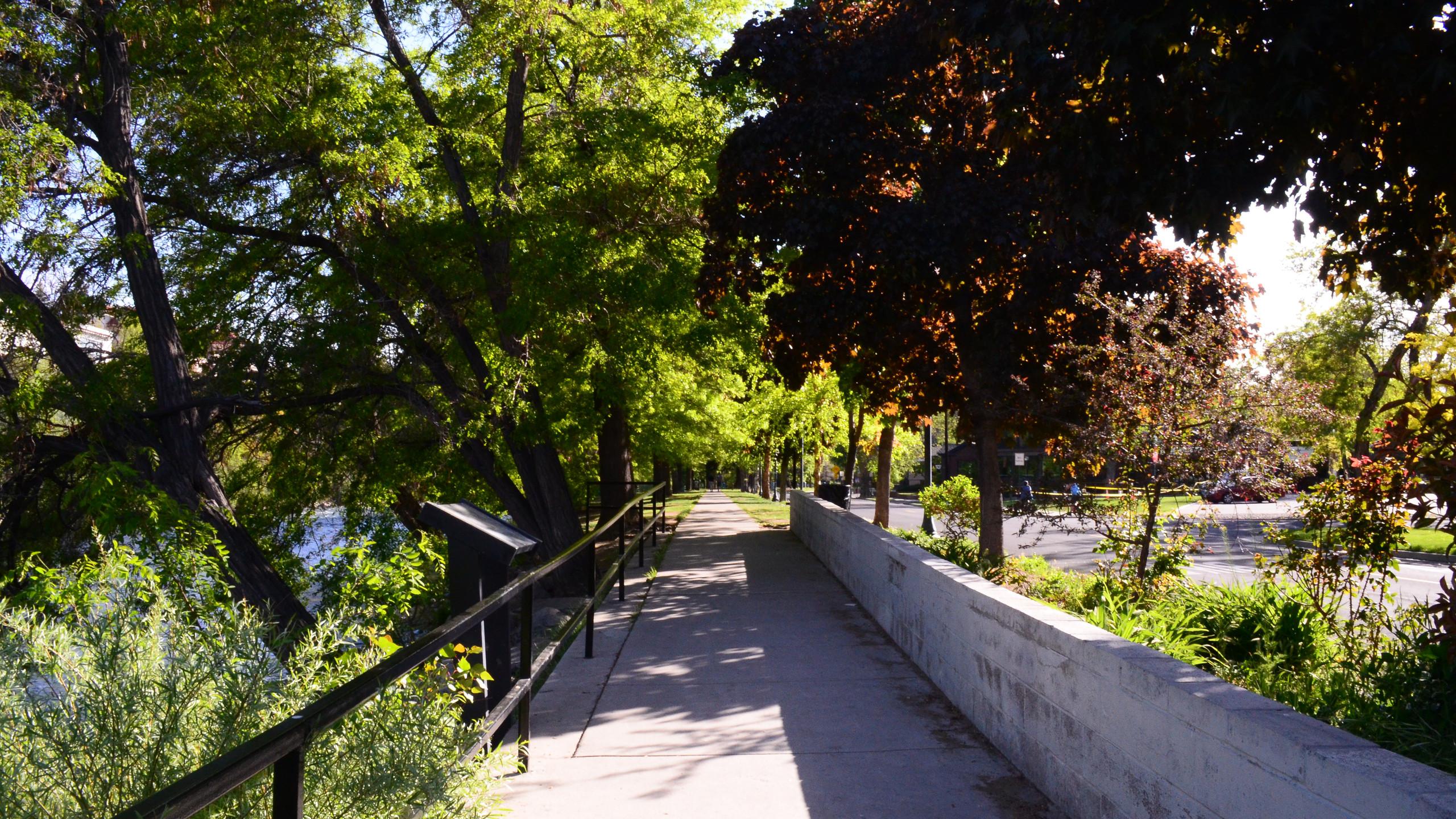 Downtown River Walk