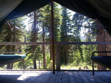 Getting Children Outdoors: Learning and Nature in the Sierra Nevadas