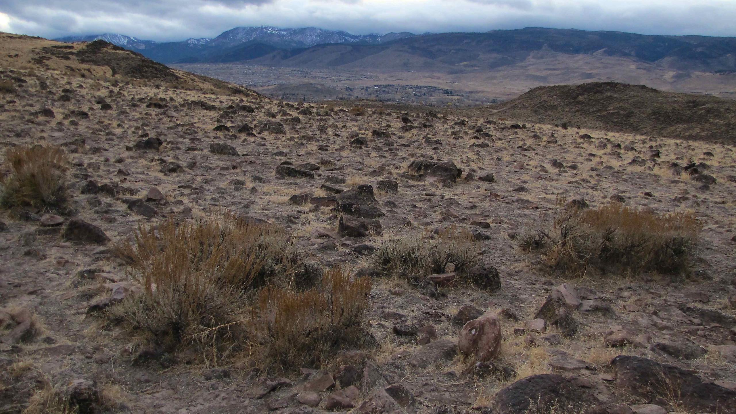 Huffaker Hills