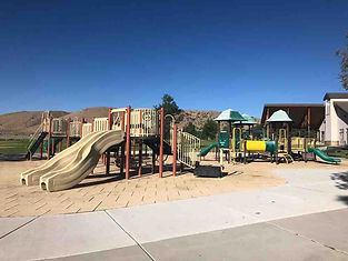 Lazy 5 Regional Park Playground