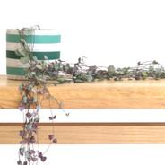 Stripe Pot in Mini