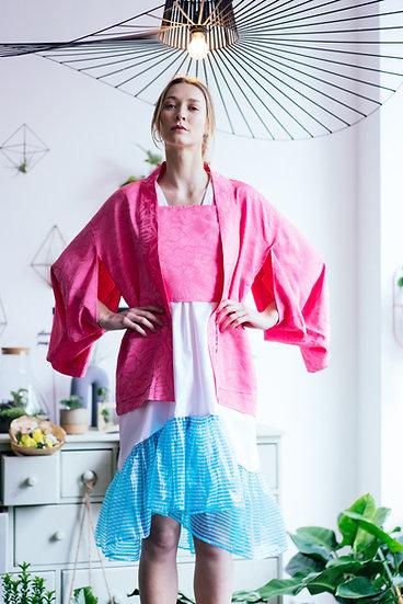 IRIS KIMONO - Pink