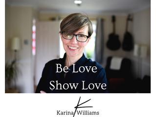 Be Love. Show Love