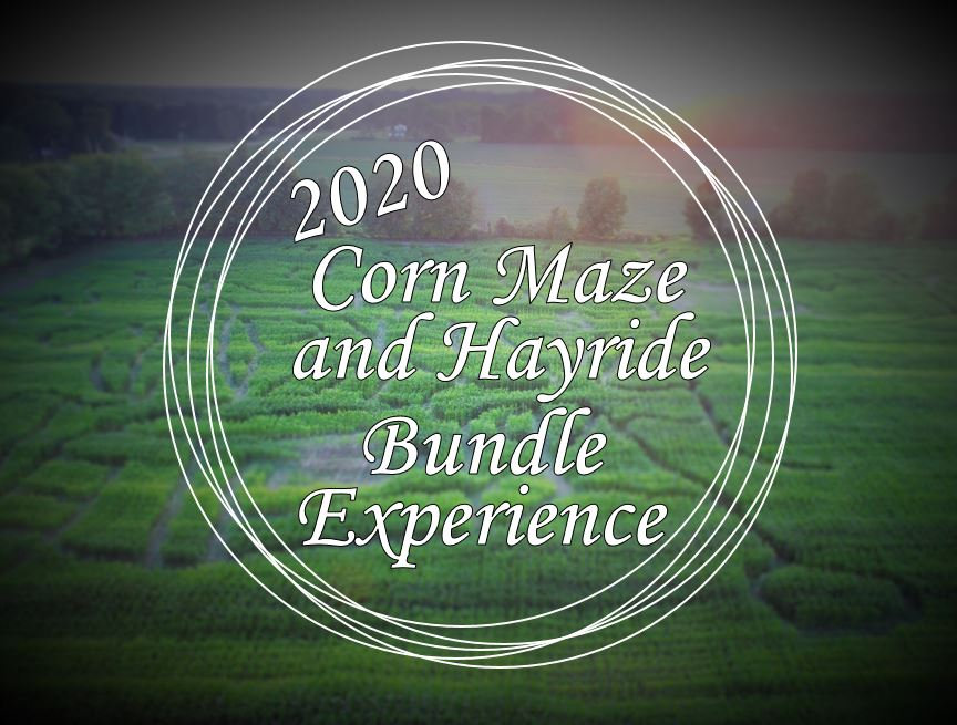 2020 Corn Maze and Hayride Bundle Exp.