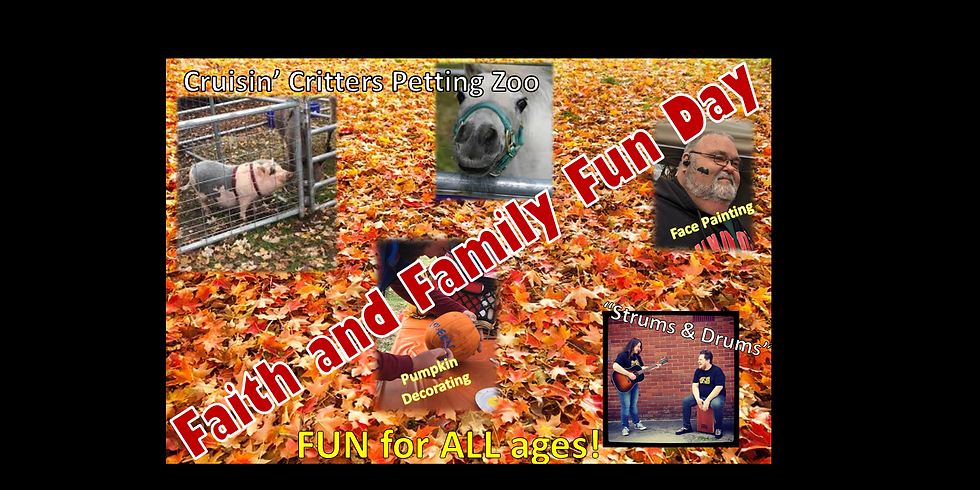 Faith and Family Fun Day