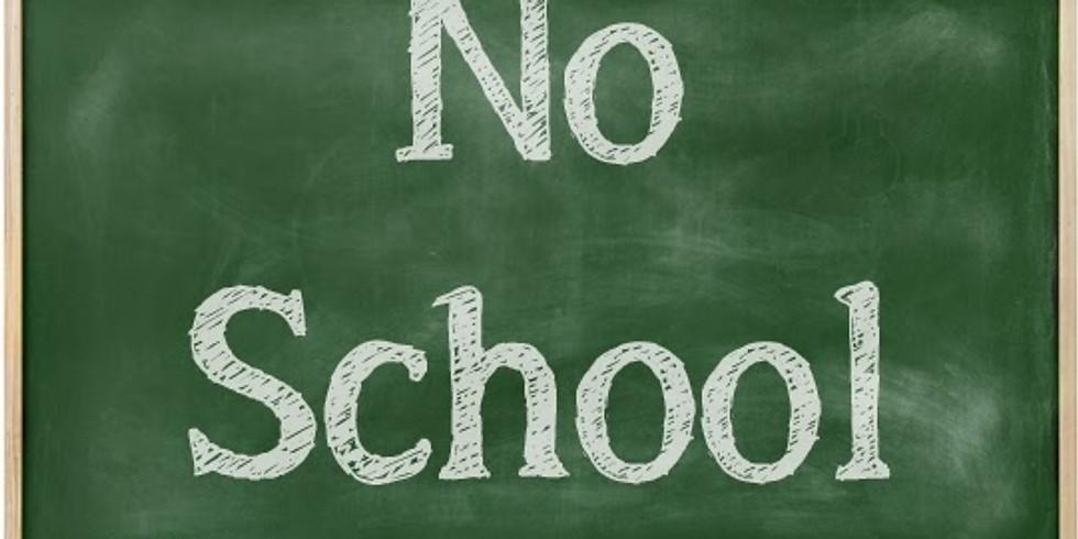 NEOEA Day-NO SCHOOL!
