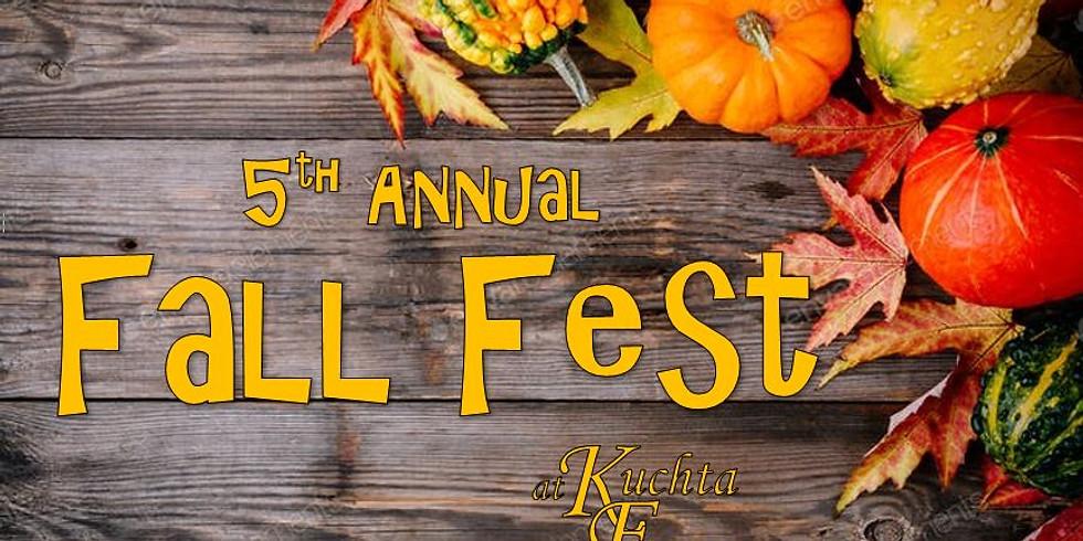 5th Annual Fall Fest