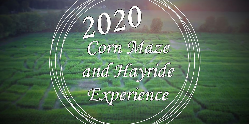 2020 Corn Maze and Hayride Experience Days