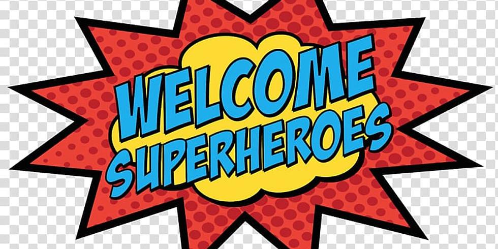 Superheroes Weekend