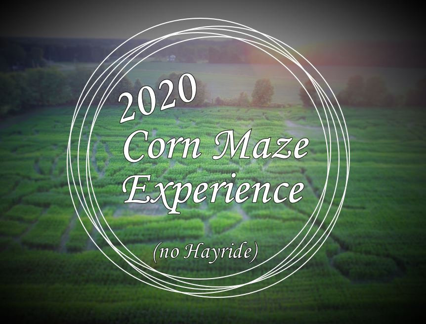 2020 Corn Maze Experience (no hayride)