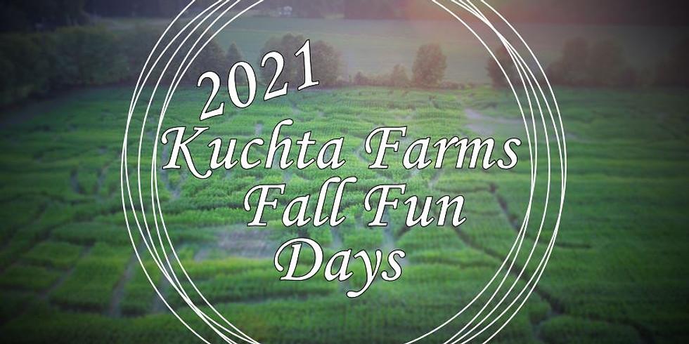 2021 Kuchta Farms Fall Fun Days