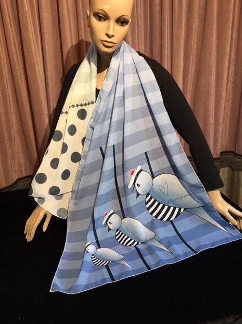 foulards les petits marins